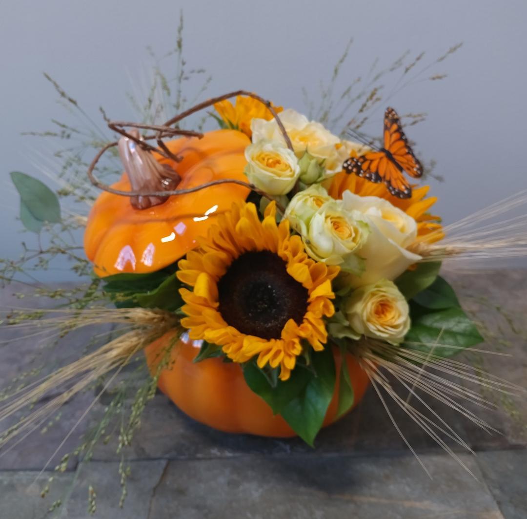 Pumpkin Canister