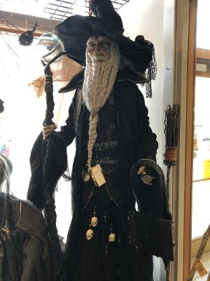 Krooked Wizard
